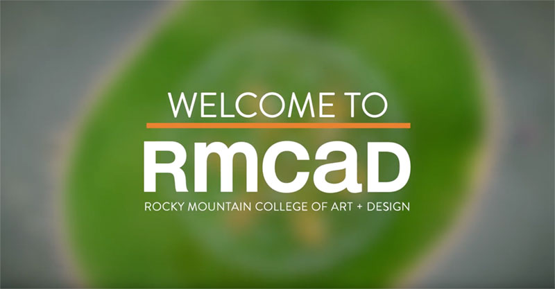 Rocky Mountain College Of Art Design Rmcad